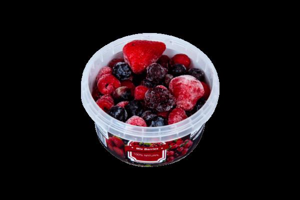 Frozen-Mix-Berries-Open-Container-200-grams