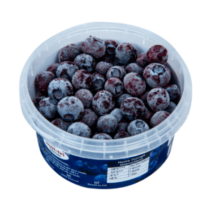 Maitri-Frozen-Blueberries-Container-200g-with-Berries