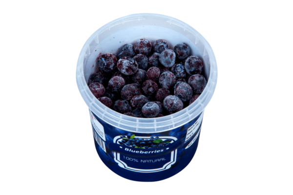 Maitri-Frozen-Blueberries-Container-450g-with-Berries